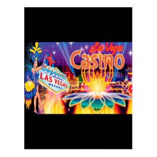Las Vegas Vacation Postcard