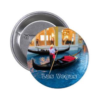 Las Vegas Venice Gondoliers button
