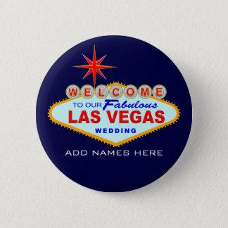 Las Vegas Wedding Button
