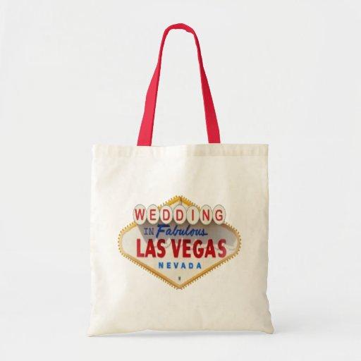Las Vegas Wedding Goody Bag