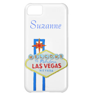 Las Vegas Welcome Sign for Mobile Phones iPhone 5C Case