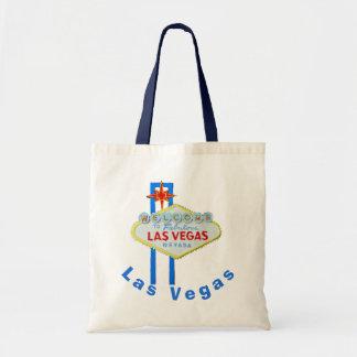 Las Vegas Welcome sign Tote Bag