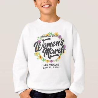 Las Vegas Women's March Sweatshirt