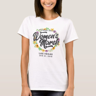 Las Vegas Women's March T-Shirt