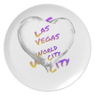 Las Vegas world city, Heart Plate