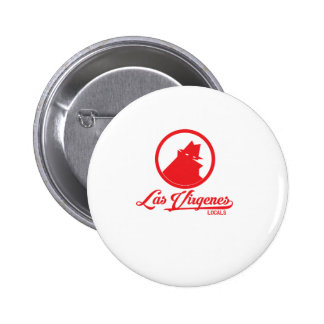 Las Virgenes - Neighborhood Watch 6 Cm Round Badge