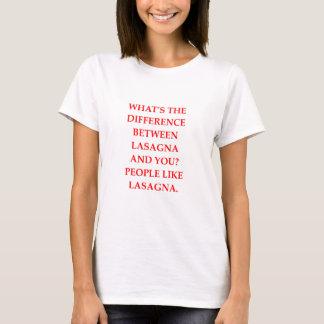 LASAGNA T-Shirt