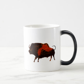 Lascaux Bison Mug
