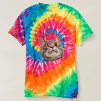 Laser Cat T-Shirt