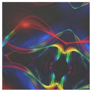 Laser Light Show Fabric
