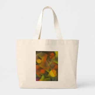 Laser Light show Large Tote Bag