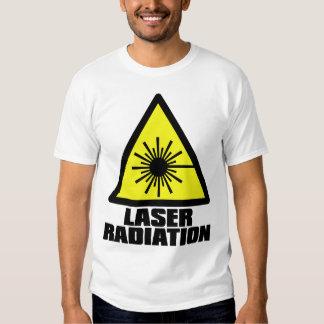 Laser_Radiation Tee Shirt