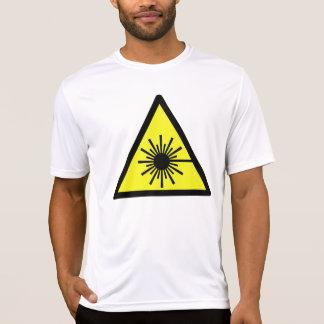 Laser_Radiation Tee Shirts