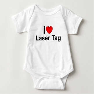 Laser Tag Baby Bodysuit