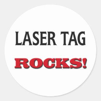 Laser Tag Rocks