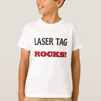 Laser Tag Rocks T-Shirt