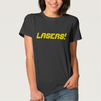 Lasers! Tee Shirt