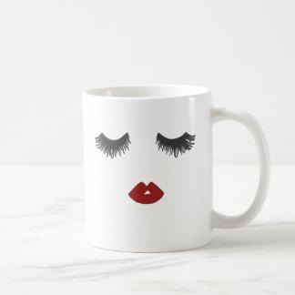 LASH & LIP Love Burgundy Mug