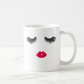 LASH & LIP Love Red Mug