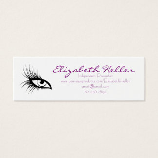 Lashes Business Card