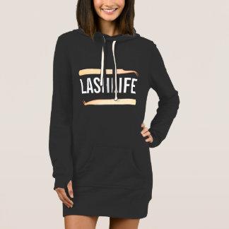 LASHLIFE Hoody Dress