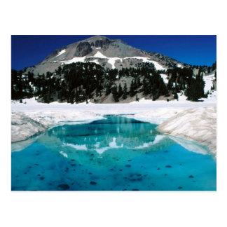 Lassen Volcanic National Park, CA Postcard