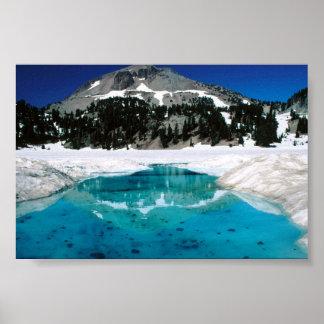 Lassen Volcanic National Park, CA Poster