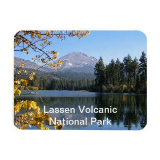 Lassen Volcanic National Park Magnet