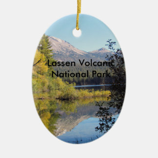 Lassen Volcanic National Park ornament