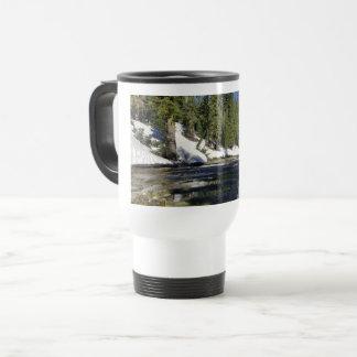 Lassen Volcanic National Park travel mug