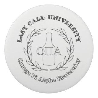 Last Call University Frat Eraser