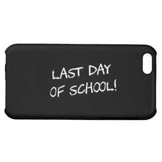 Last Day of School iPhone 5C Covers