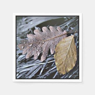 Last Days of Autumn - Paper Napkin