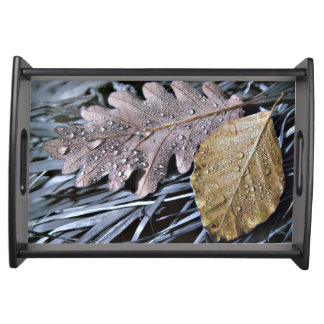 Last Days of Autumn - Serving Tray