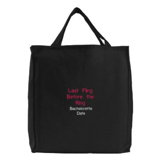 Last Fling Goody Bag