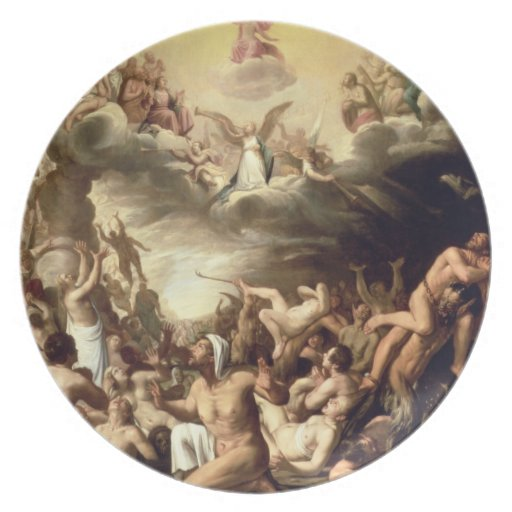 Last Judgement Plates