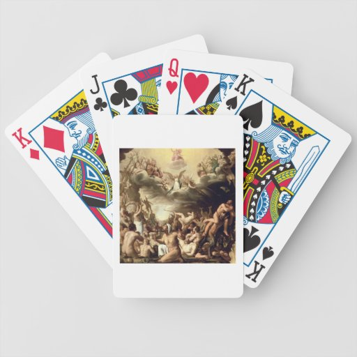 Last Judgement Bicycle Playing Cards