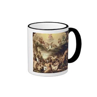 Last Judgement Ringer Mug