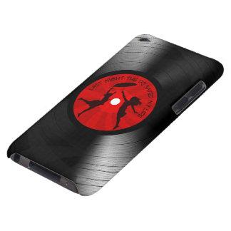 Last Night The DJ Saved My Life Vinyl Record Black iPod Case-Mate Case