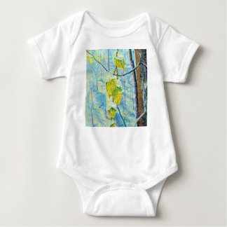 Last of the Leaves Baby Bodysuit