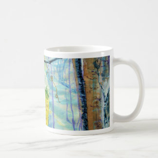 Last of the Leaves Coffee Mug