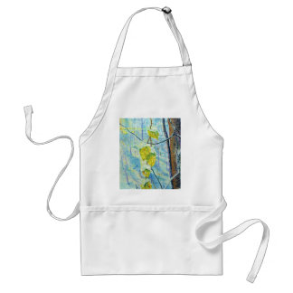 Last of the Leaves Standard Apron