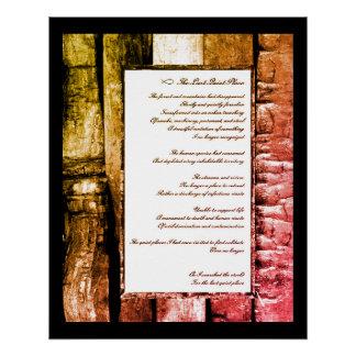 Last Quiet Place Poster