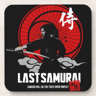 Last Samurai Beverage Coasters