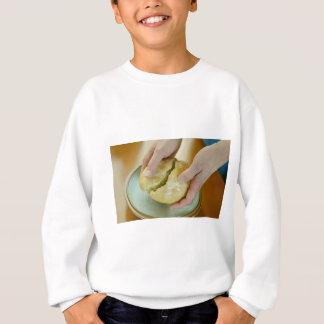 Last Supper bread Sweatshirt