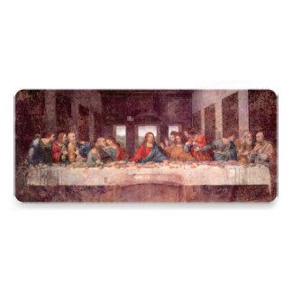 Last Supper by Leonardo da Vinci, Renaissance Art Custom Invites