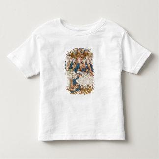 Last Supper, from 'Psautier a l'Usage de Paris Toddler T-Shirt