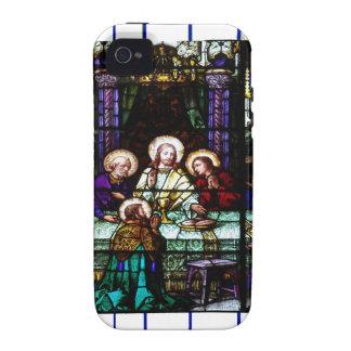 LAST SUPPER  JESUS CRIST CATHOLIC CUSTOMIZABLE PRO CASE FOR THE iPhone 4