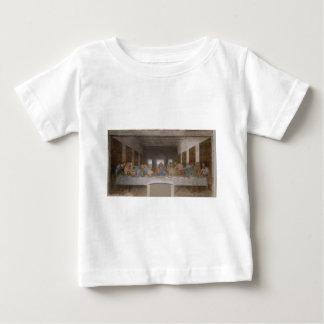 Last Supper Leonardo Da Vinci Painting Tee Shirt