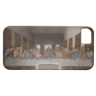 Last Supper  Leonardo da Vinci's late 1490s mural iPhone 5 Cover